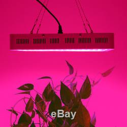 1200W LED Grow Light Panel Lamp for Hydroponic Bloom Veg Flowering Plants Growth