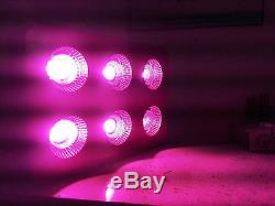 1800W COB LED Grow Light Full Spectrum Medical Hydroponic flower Plant Lamp