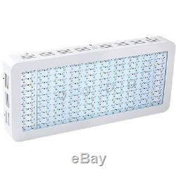 2PCS 2000W LED Grow Light Full Spectrum For Indoor Plant growing and flowering