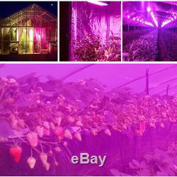 2 X 1500W DIY LED Grow Light For Indoor House Hydroponic Veg Bloom Plant Lamps