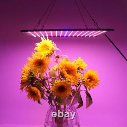 2pcs 2000W LED Grow Light Growing Lamp Full Spectrum for Indoor Hydroponic Plant