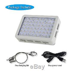 2pcs 300W LED Grow Lights Indoor Garden Veg commercial Plant flower growth lamp