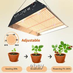 3000W LED Growing Light Panel Full Spectrum for Hydroponic Indoor Plants Sunlike