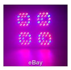 350W HPS Replaced Full Spectrum LED Grow Light Panel For Indoor Flower and Bloom