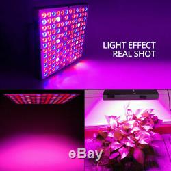 45W LED Grow Light Full Spectrum hydroponic Flower Grow Bloom Indoor Plant Lamp