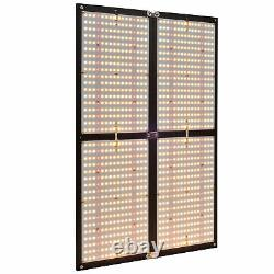 480W Quantum LED Grow Light Full Spectrum With Samsung Diodes+660nm+IR LED Board