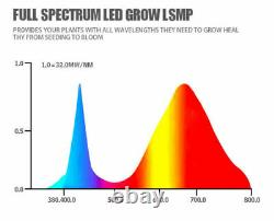 8000W LED Grow Light Hydroponic Full Spectrum Indoor Plant Flower Growing Bloom