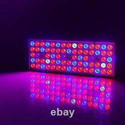 8000W LED Grow Lights Full Spectrum Hydroponic Indoor Plant Flower Growing Bloom