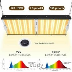 Carambola 2000W LED Grow Light Sunlike Full Spectrum Indoor IR for Hydroponic