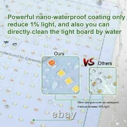 Carambola Dimmable 4000W LED Grow Light Full Spectrum for Indoor Plant Flower