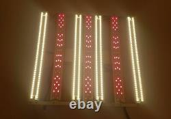 Emerson Effect Red Booster withHeatsink / Driver 660nm + IR LEDs Strip Grow Light