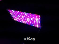 FAMURS 1500W Triple Chips LED Grow Light Full Spectrum Veg Bloom Double Switch