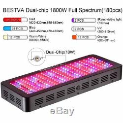 Grow Light Plant Flowering Indoor Greenhouse Bulbs Full Spectrum LED Lamps Panel