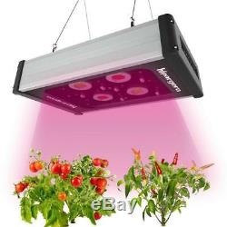 HIPARGERO LED Grow Light 450W COB Lights for Indoor Plants Veg and Flower