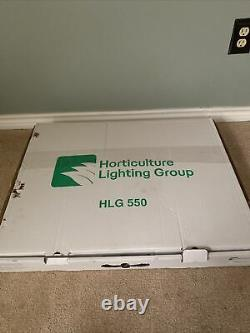 HLG 1000-Watt Equivalent Commercial Indoor Horticulture LED Plant Grow Light