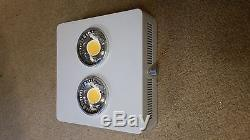 LED GROW LIGHT full spectrum 600w HID replacement, covers 5X5 for flower