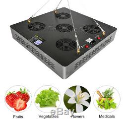 Mars II 1600W LED Grow Light Best For Veg Flower Indoor +57x57x78 Grow Tent