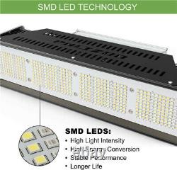 Phlizon Linear PH-1000 SMD LED Plant Grow Light kit Waterproof for Indoor Plants