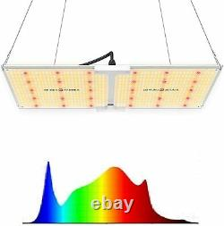 Spider Farmer SF 2000 Dimmable Indoor Led Grow Light Full Spectrum LM301B Diodes