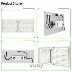 Sunlike LED Grow Light Full Spectrum Indoor Plant Hydroponic Growing Tent Kit