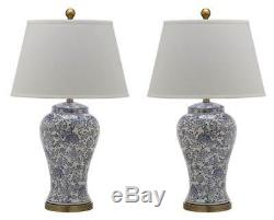 Table Lamp in Multicolor Set of 2 ID 3753330