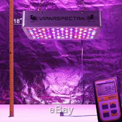 VIPARSPECTRA Latest Dimmable 600W LED Grow Light for Indoor Plants VEG & BLOOM