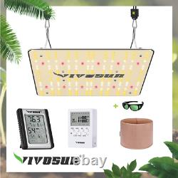 VIVOSUN VS1000 LED Grow Light With Samsung LM301H Diodes Full Spectrum Home Tent