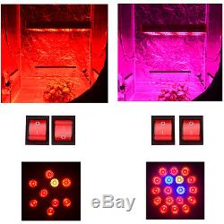 Znet12 1000W HPS Replac Full Spectrum LED Grow Light For Indoor Flower and Bloom